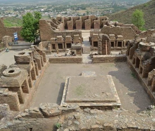3000 old city in Pakistan