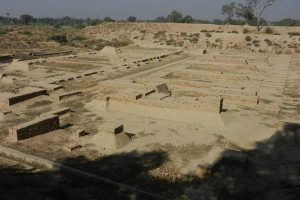 3000 year old city in Pakistan