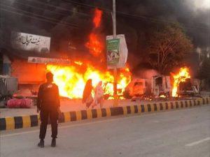 Quetta blast pic